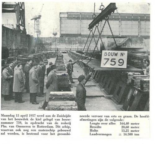 Kiellegging Holendrecht (3)